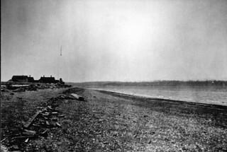 Beach below Magnolia Bluff, 1903