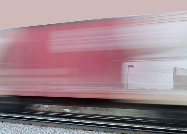 Fast Train Home (re-edit)