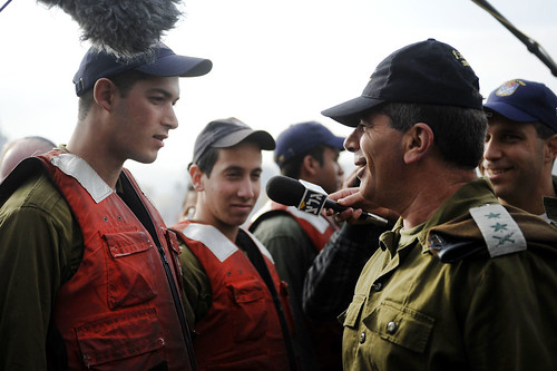 Chief of Staff Visits Navy, Jan 2011   by Israel Defense Forces