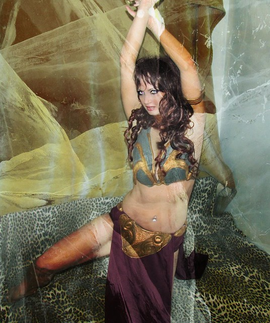 Salome and the Dance of the 7 Veils
