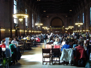 Yale University - Undergraduate Commons Dining Hall - New Haven, CT | by Adam Jones, Ph.D. - Global Photo Archive