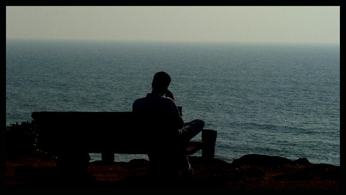 Bench - loneliness - feelings | by Thaya_nanth