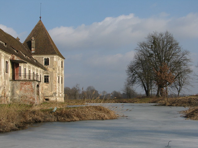 Schloss Hainfeld - Styria - Austria