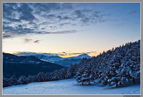 light sun white snow sol sunrise landscape outdoors alba catalonia catalunya blanc neu paisatge ripolles 5dmarkii