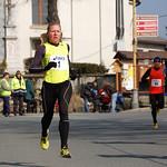 vítězka závodu žen, Petra Kamínková, foto: Zdenek Krchák