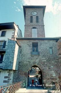 Saint-Jean-Pied-de-Port [F], 2000.