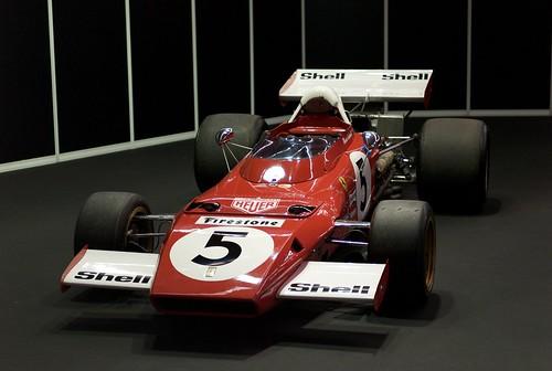 L9771091 Motor Show Festival. Ferrari 312B2, Jackie Ickx, Mario Andretti,  Clay Regazzoni (1971) | by delfi_r