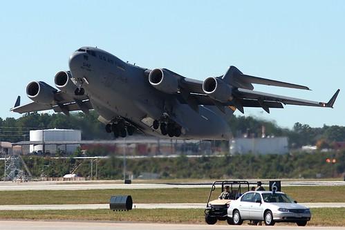95-5142 United States Air Force Boeing C-17A Globemaster I