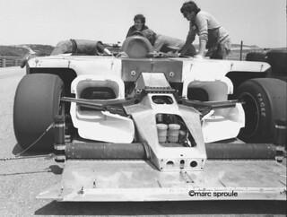 March 827 Test Laguna Seca '82 | by santa cruz graybeard