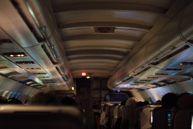 airplane cabin (2010)