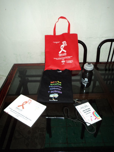 New Materials   by HIV Young Leaders Fund