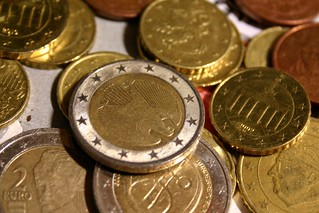 Random euro coin collection IX | by tillwe