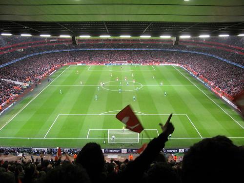 Arsenal, Arsenal, Arsenal! | by Ronnie Macdonald