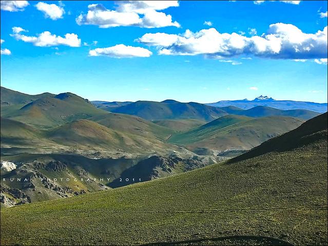 Estribaciones del Altiplano