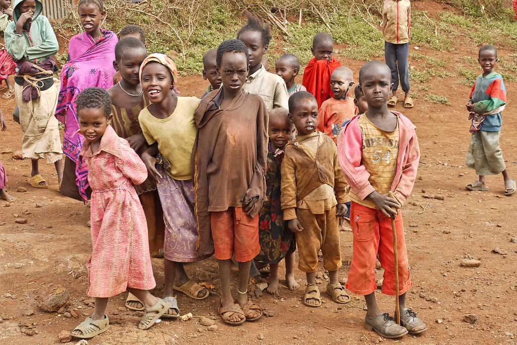 Tribes Of Kenya Kenya Marsabit Rendille Pakishaon Re Flickr