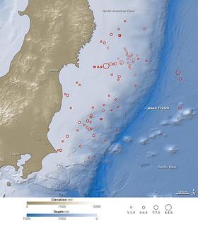 Earthquake and Tsunami near Sendai, Japan | by NASA Goddard Photo and Video