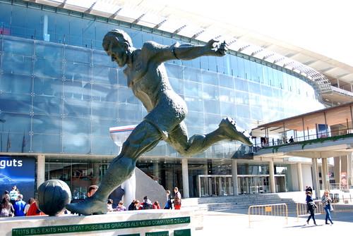 FCB Stadium | by George M. Groutas