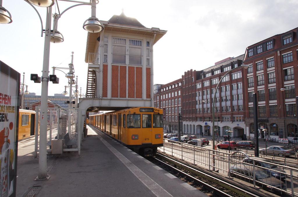 Warschauerstraße