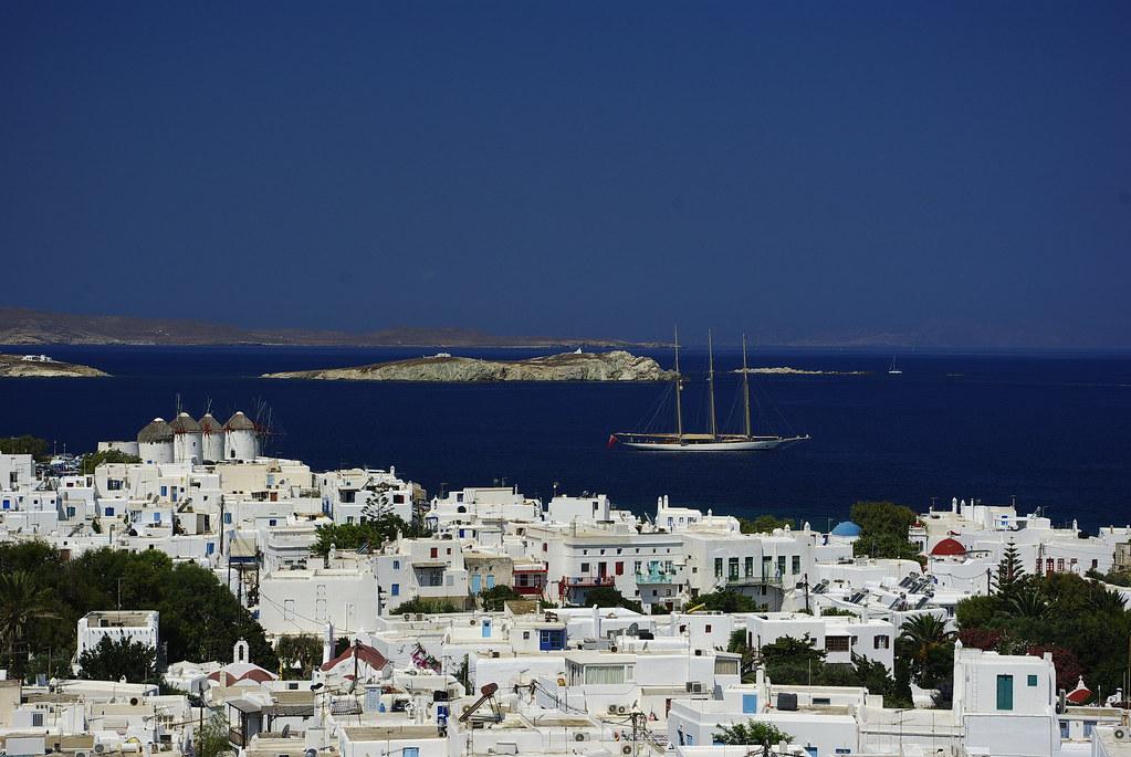 Mykonos Town, Most Beautiful Towns in Greece