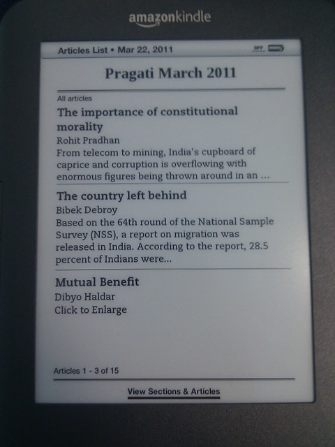 Pragati on Kindle