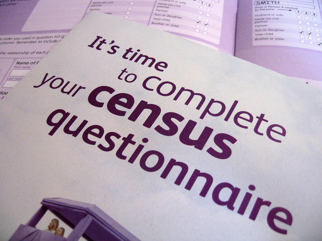 86-365 Census Day