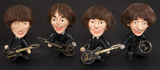 Beatles Dolls by Remco