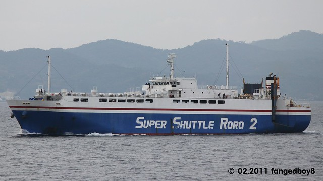 Super Shuttle Roro 2