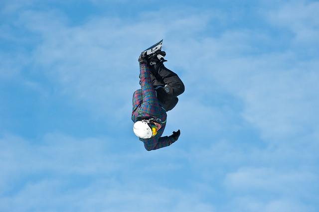 The Oakley Arctic Challenge 2011