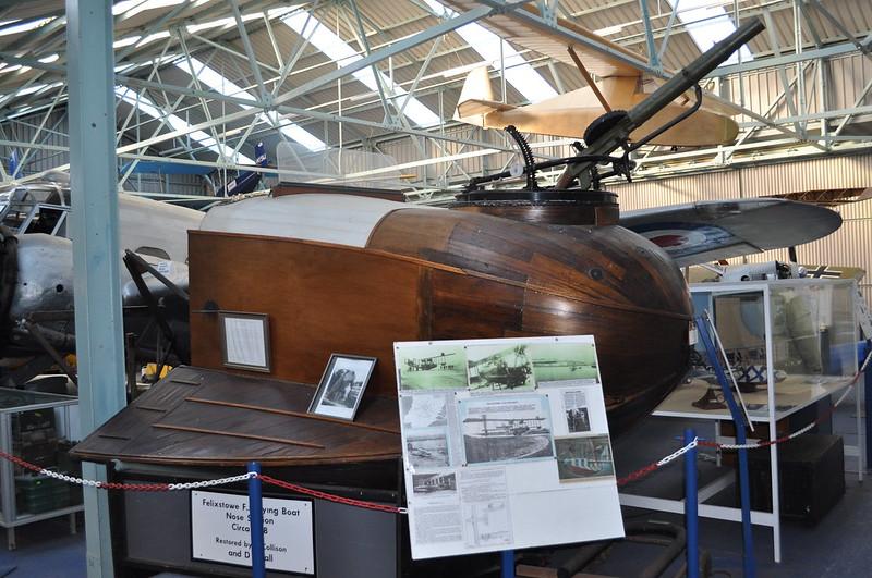 Felixstowe F-5