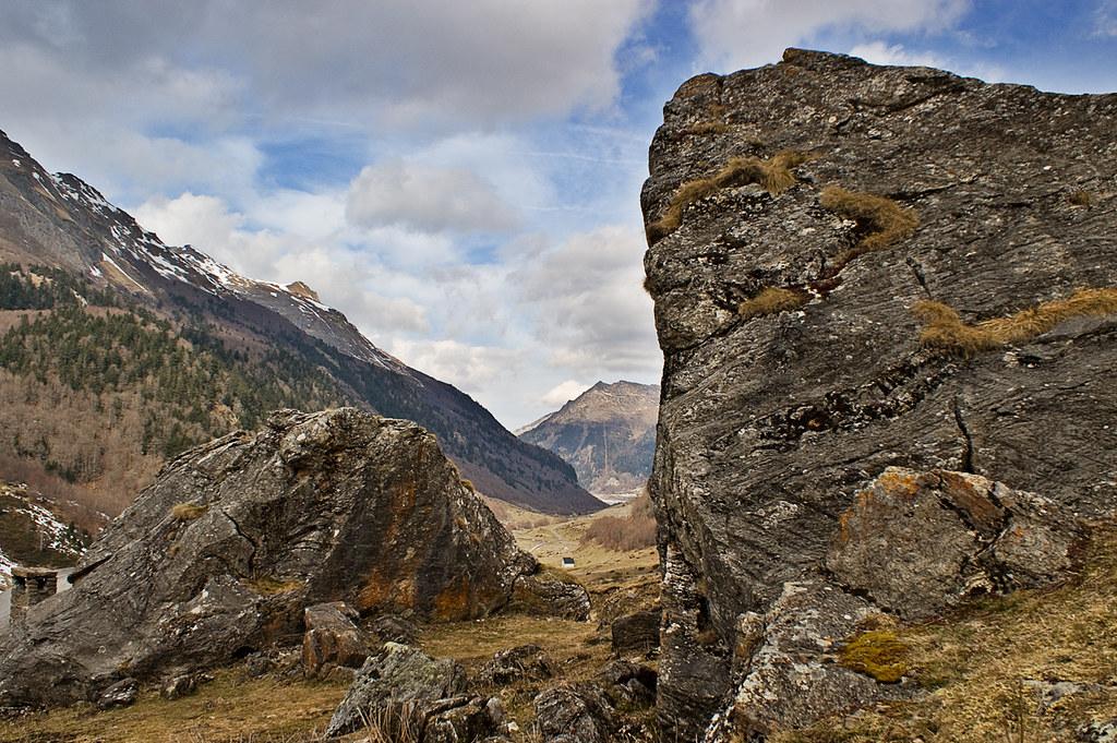 Cielo y roca / Sky and rock