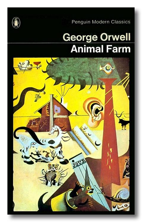 Animal Farm By George Orwell Penguin Modern Classics No Flickr