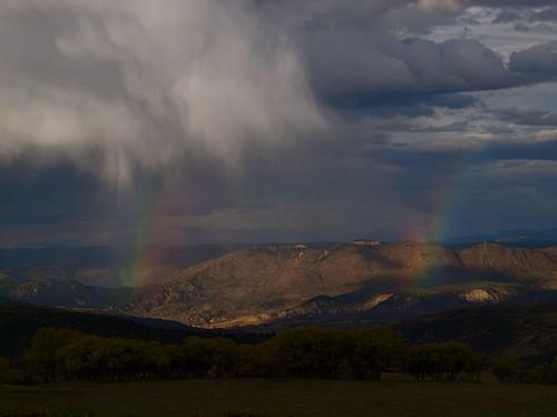 storm clouds colorado