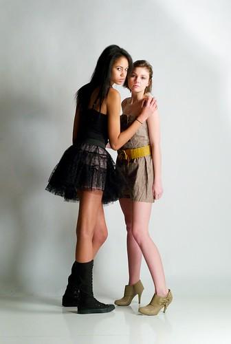 Minuette Kalia and Amanda Whelan | by willstotler