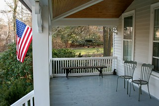 A Wide Porch Is Always Welcoming