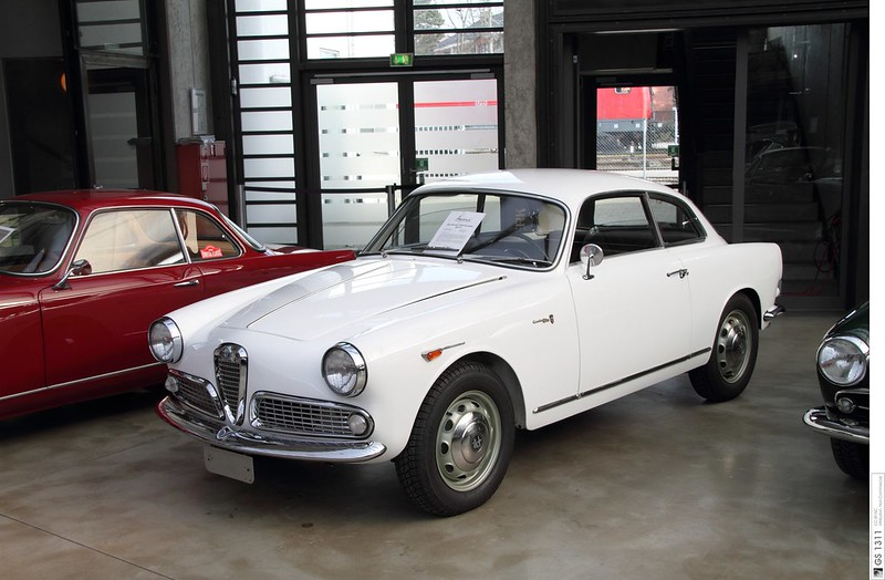 1954 - 1964 Alfa Romeo Giulietta Sprint (01)