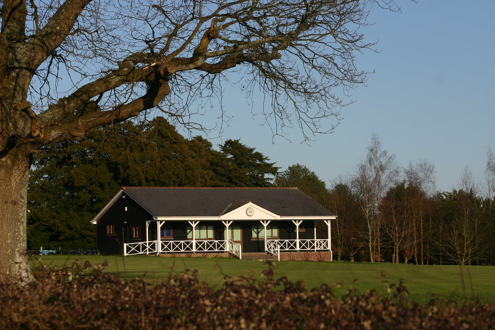 Cricket Pavillion