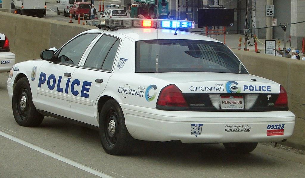 Cincinnati, Ohio Police | Cincinnati, Ohio Police 2009 Ford