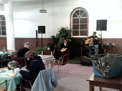 BLCF Cafe Music Outreach