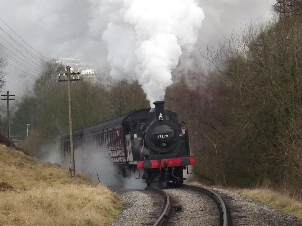 DSCF0115  Keighley & Worth Valley Railway