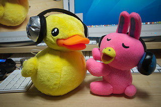 So Cute! B.Duck Motion Speaker 07 | by -TommyTsutsui- [nextBlessing]