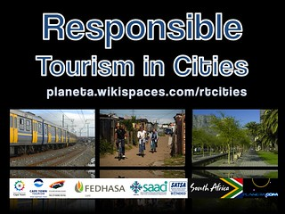 Responsible Tourism in Cities @ Durban, South Africa 05.2011 | by planeta
