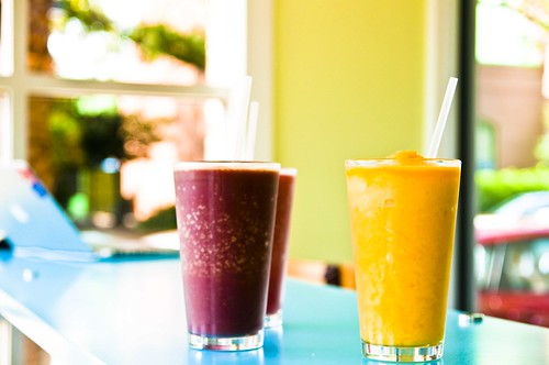 City Java smoothies | by khawkins04