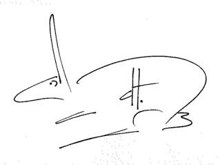 my signature rebus (last name means
