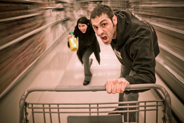 Supermarket Sweep [Explored] #137