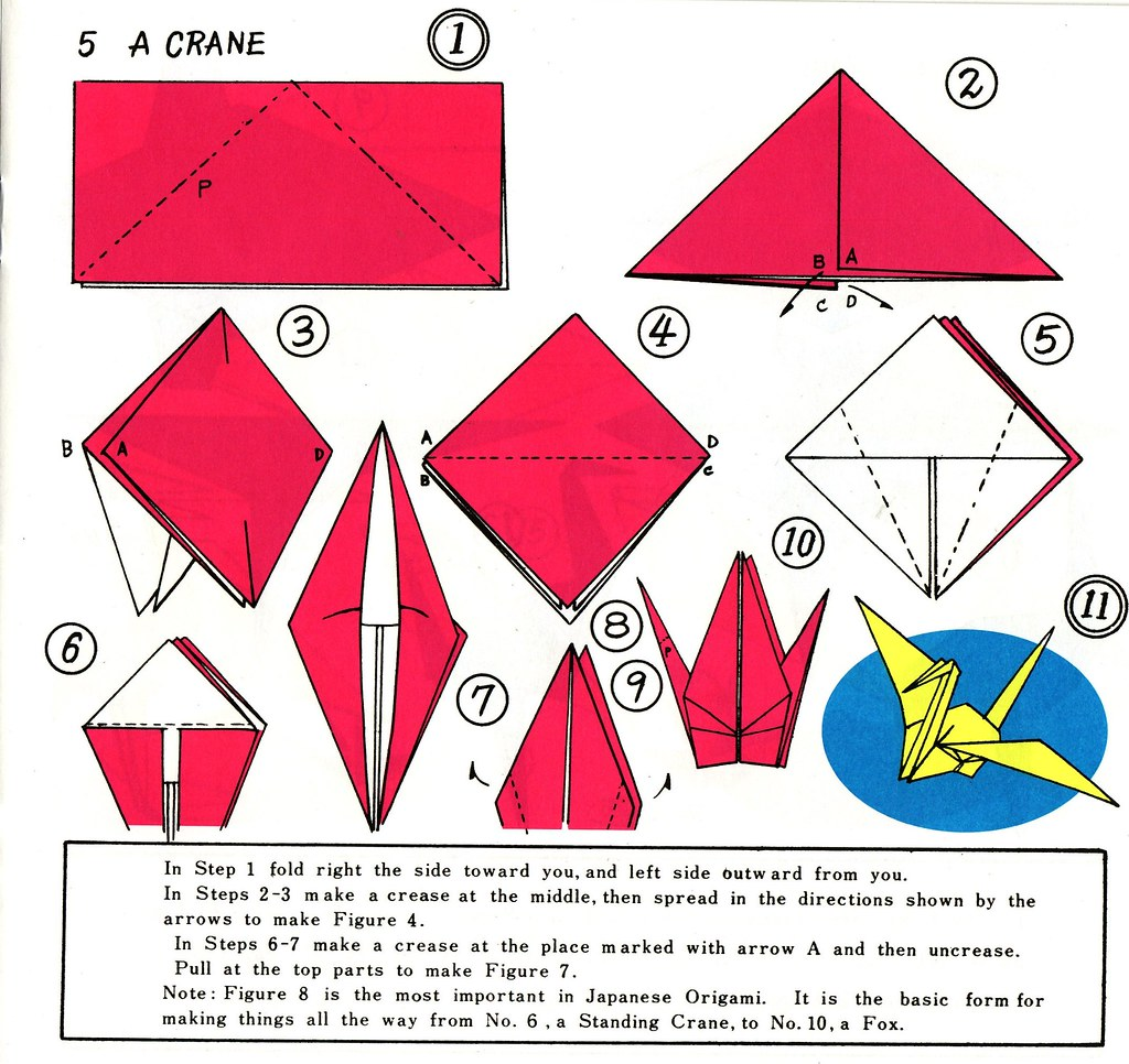 paper crane - Origami Master | Origami swan instructions, Origami ... | 966x1024
