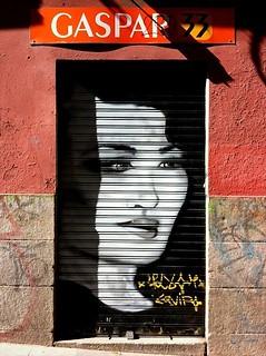 Malasaña legal graffiti day: Gaspar 33   by MarcoLaCivita