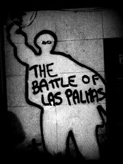 The Battle of Las Palmas