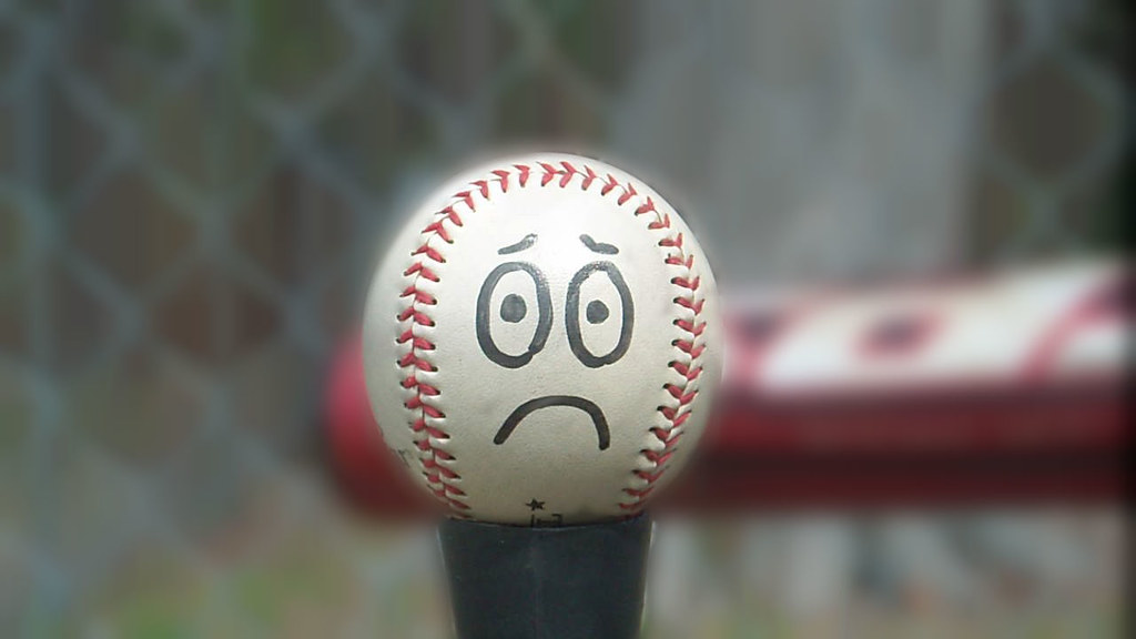 The One With The Sad Baseball | Day Seven | Amy Wallace | Flickr