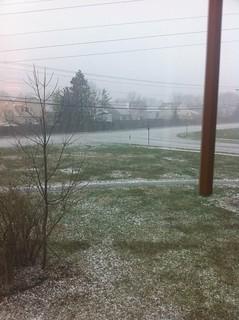 Oh my hail! | by Jared Cherup
