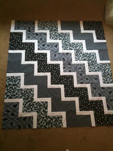 ZigZag Quilt | by Jibberish Designs